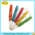 HALAL Fruity multi-color 85g Swirl Long Lollipop
