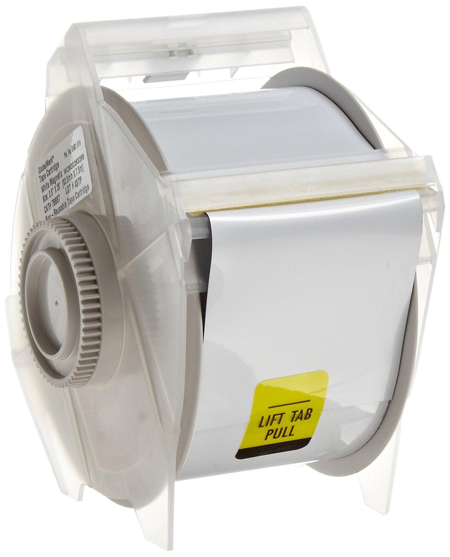 1 per Order Brady 76630  Hi-Performance Polyester Tape .500 x 100 GlobalMark Tape .500 x 100/' GlobalMark Tape 1 per Order
