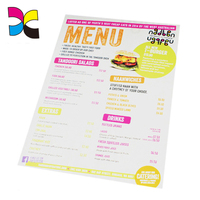 Cheap promotion flyer/leaflet printing service
