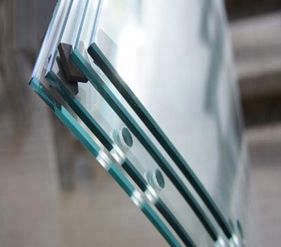 Customized Shape Toughened Tempered curved glass price with AN/NZS 2208:1996 certificated
