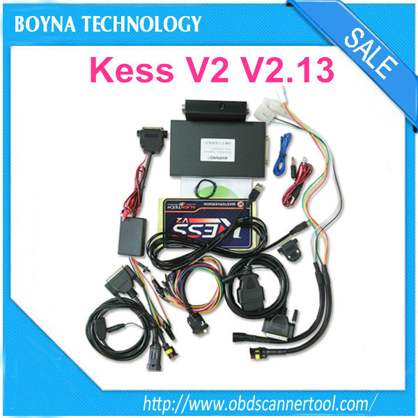 [2015 Newly released] The best quality kess v2 car ecu chip tuning tool kess obd tuning kit kess v2 master fast shipping