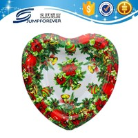 china supplier plastic wholesale strong cheap bulk dinner plates