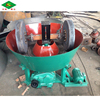 Gold Stamp Mill /wet pan mill Hot sell in Zimbabwe
