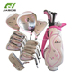 OEM lady woman pink golf club full complete set