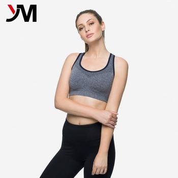 a376eb30b99 Precio barato a granel sujetadores deportivos al por mayor fitness desgaste mujeres  ropa deportiva ropa Racerback