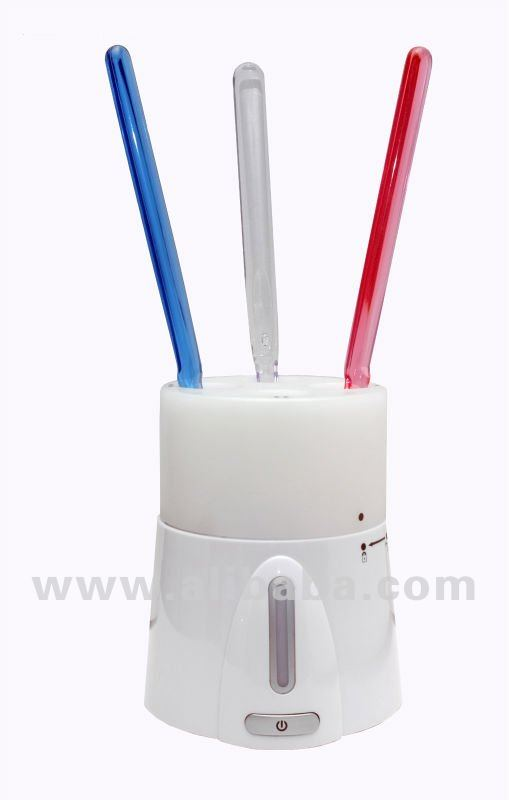 UV Toothbrush sanitizer - Battery-operated
