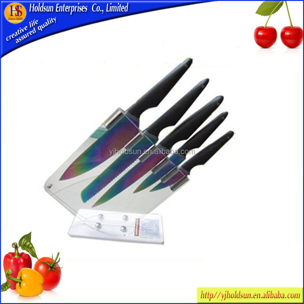 Rainbow Titanium Knives, Rainbow Titanium Knives Suppliers and ...