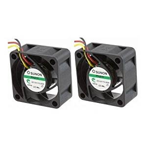 5x Fans Best for Home Networking Quiet Dell PowerConnect 3548P Fan Kit M727K