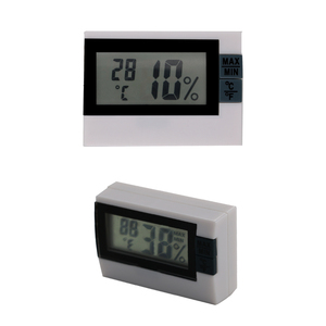 Quality Guarantee How Do Hygrometers Work With Celsius and Fahrenheit Switch
