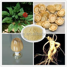 Hot sell 100% Natural herbal extract Panax Ginseng Root Extract/ Ginseng extract