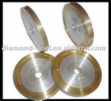 diamond glass edging wheel