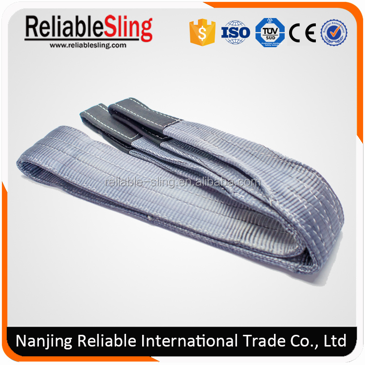 Certified Polyester Safety Boat Webbing Lifting Slings
