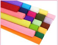 Wholesale Colorful Tissue Crepe Paper Streamers For Party deoctaion