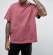 Wholesale Streets Style Hip Hop Oversized Men Short Sleeve Sweatshirt