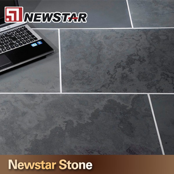 Black Slate Tiles Black Used Floor Slate Ledge Stone Stone Panel