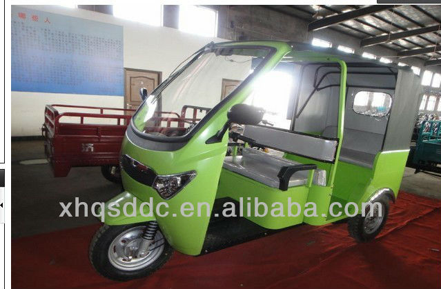 3 wheels car for Passengers, tuktuk