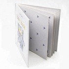 2019 Hardcover memory baby growing book cheap baby photo album book printing service