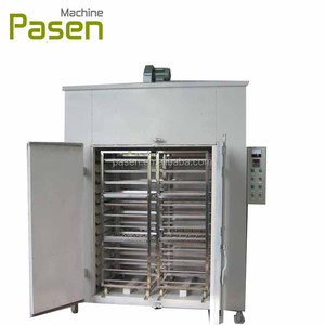 Hot Air Industrial Herb Drying Machine / Electric Fish Dryer Machine / Oven Dried Banana