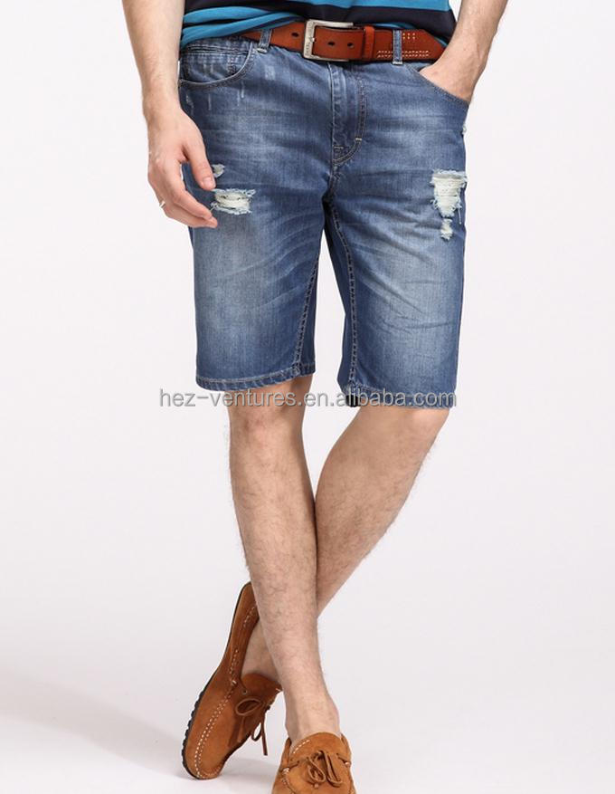 men jeans high quality denim skinny jeans for mens Classic five-pocket styling stretch denim