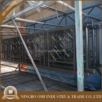China Direct Supplier Wrought Model Italian Balcony Iron Railings
