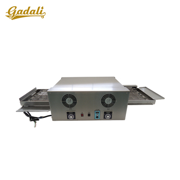 2018 Factory supplier pizza tunnel oven for lavash tunnel oven gas chain