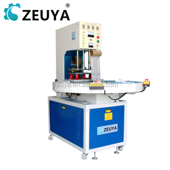 5-8KW Automatic Three Stations High Frequency Blister Packing Machine