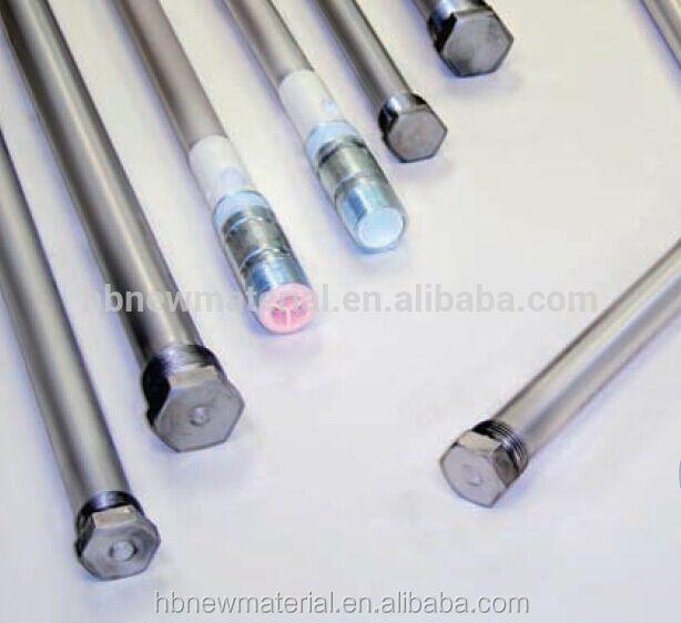 Rheem wasser heizung anode stange andere metalle for Anode de chauffe eau
