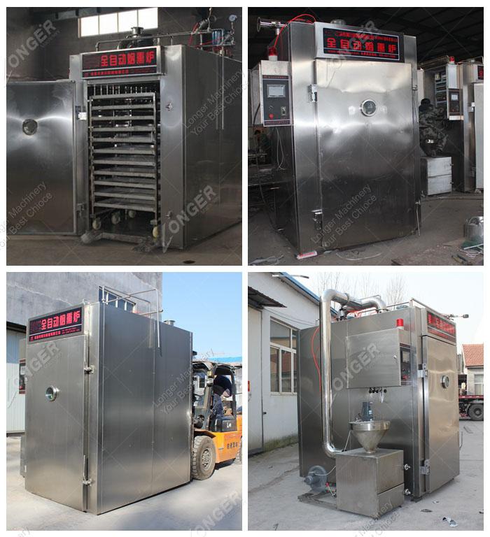 Fleisch Räucherei Haus zum Verkauf / Wurst Räucherofen