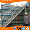 Used aluminium alloy formwork for building construction