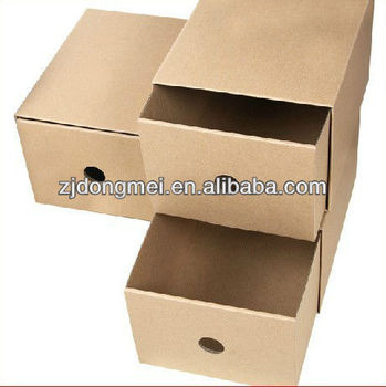 Simple Drawer Corrugated Boxes