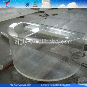 Large Acrylic Aquarium Custom Plexiglass Fish Tank