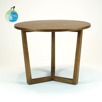 Solid Wood Tea Table Scandinavian Style Coffee Side