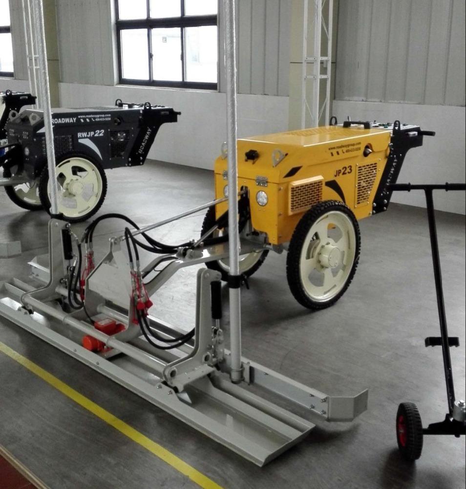 машинка для выравнивания бетонного пола