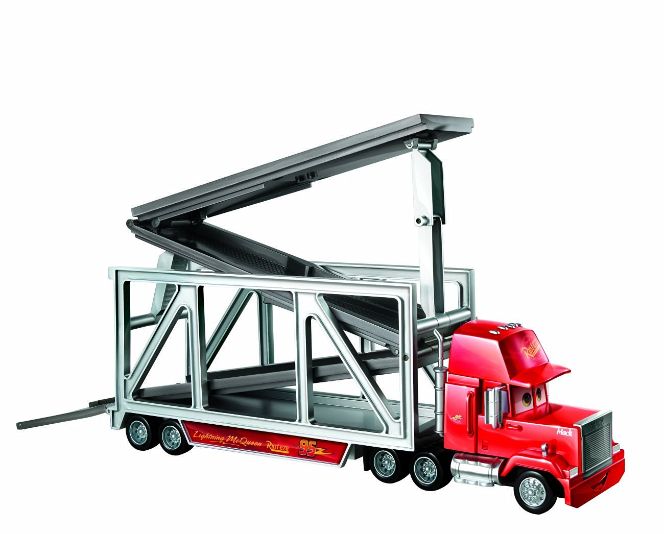 Cars Lift & Launch Mack Transporter