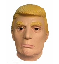 Halloween Party Decoraties Donald Trump <span class=keywords><strong>Latex</strong></span> Cospaly <span class=keywords><strong>Masker</strong></span>