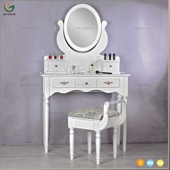 Brilliant Cheap Vanity Dresser Table Mirror Drawer Bedroom Table And Chair Set Modern Dressing Table Buy Modern Dressing Table Bedroom Table And Chair Short Links Chair Design For Home Short Linksinfo