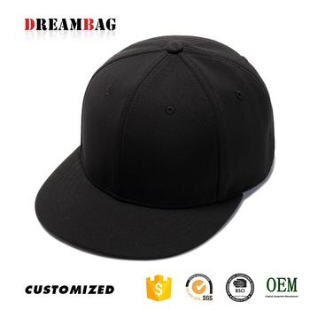 Dreambag Oem Ventilated Blank Short Brim Snapback Hat - Buy Blank ... 27fd08364352