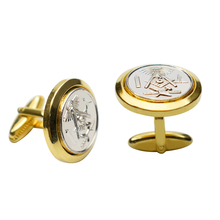 패션 Custom Design 커 프 link stainless steel <span class=keywords><strong>커프스</strong></span> 비 웁니다 cufflinks men