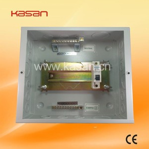 Single Phase Din Rail Type Power Distribution Box