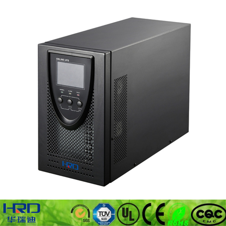 E-Tech Online High Frequency UPS 1KVA 2KVA 3KVA Eco UPS