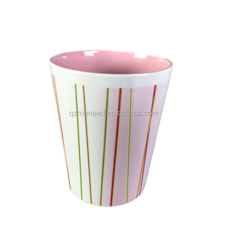 Eco friendly two tone double walled tumbler