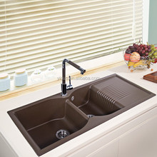 Composite Granit Kuarsa <span class=keywords><strong>Kitchen</strong></span> <span class=keywords><strong>Sink</strong></span> 610
