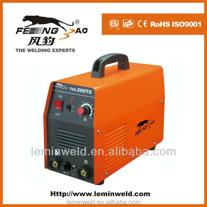 high frequency 200 amp tig welding machine