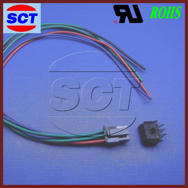 Molex43045 connector h11 wire harness