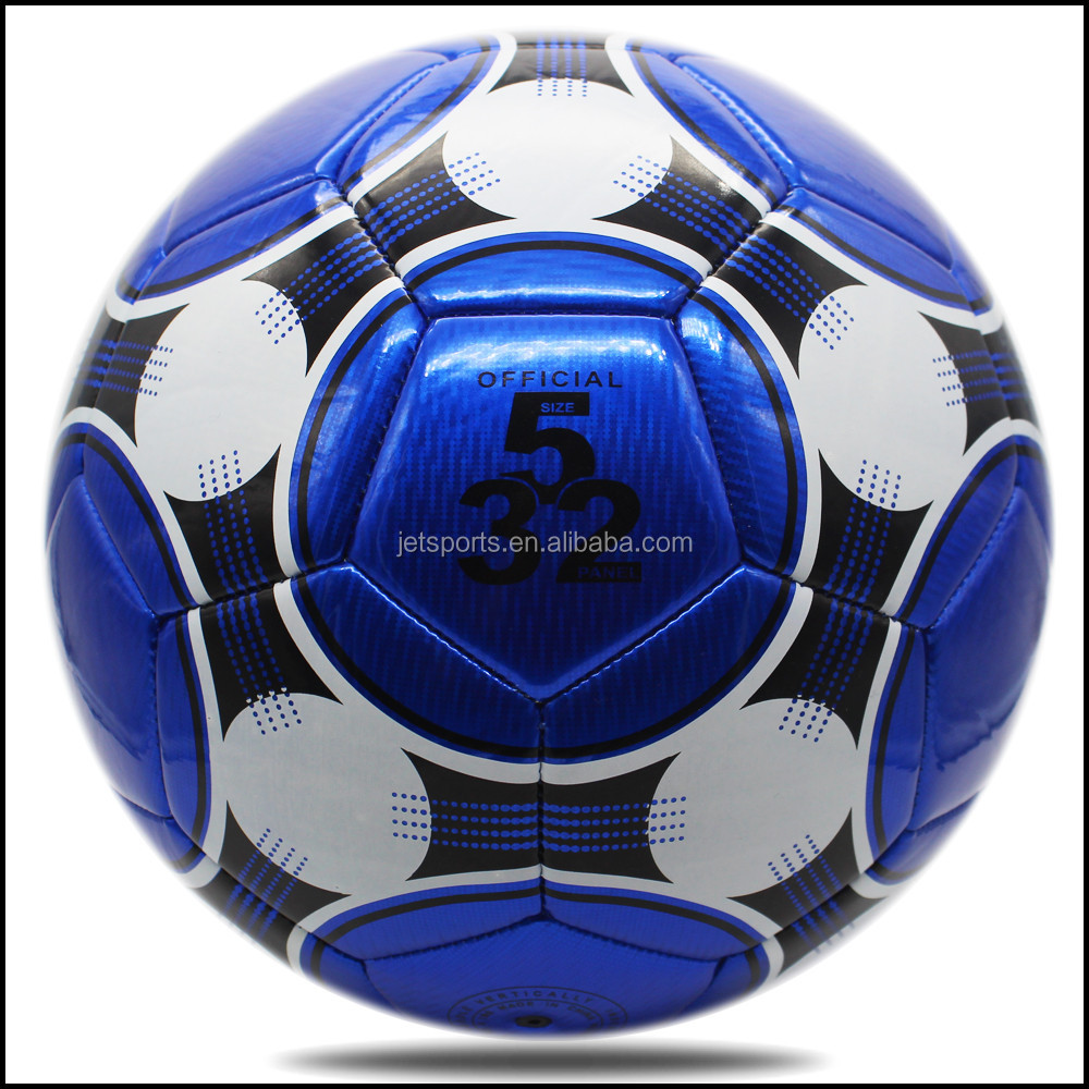 [Jet Ball Factory Direct] Laser Leather Soccer Ball <strong>Football</strong>/Match <strong>Football</strong>