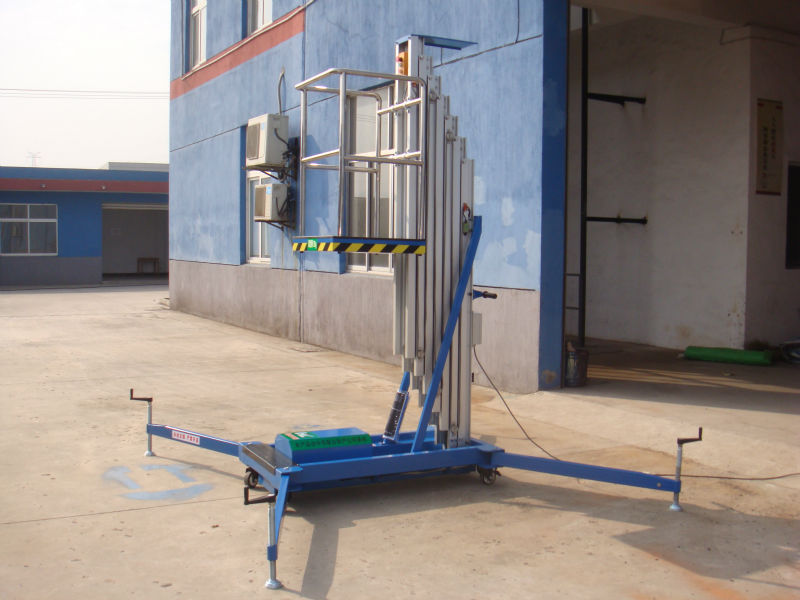 Factory price high rise roof electric construction work platform