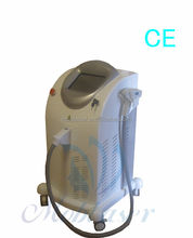 More safe and no hurt to skin professional laser hair removal machine