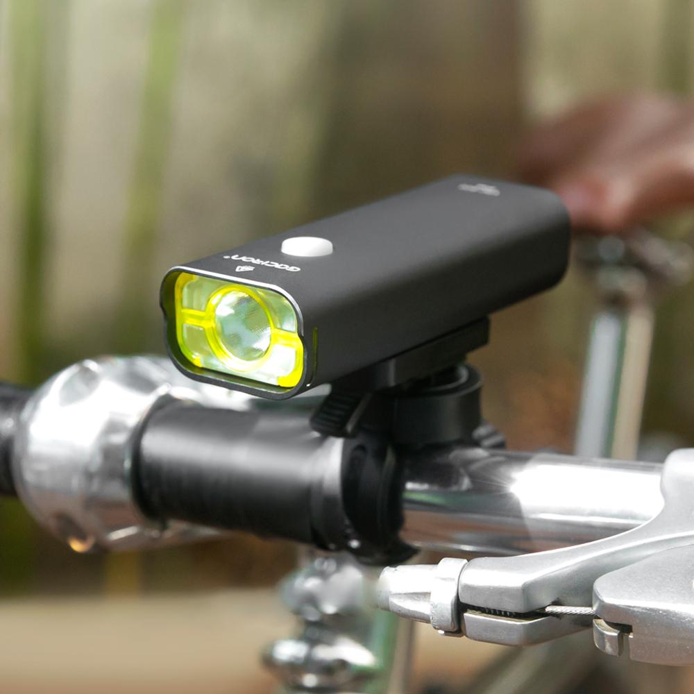 Luces LED Faro Delantero IMPERMEABLE Para Bicicleta Ciclistas Alta,Potencia-NEW
