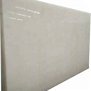 Top grade onice iran pure white jade onyx marble