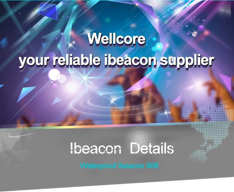 2016 Eddystone Supported Ibeacon,Bluetooth TICC2541 Ibeacon